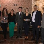 Jantar com as Estrelas, da GTA, premia os profissionais que foram destaque no mês