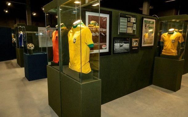 Recém-inaugurado, museu percorre a história do futebol em mais de 2,5 mil peças