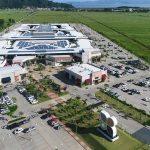 Energia da área comum do Porto Belo Outlet Premium se torna 100% sustentável