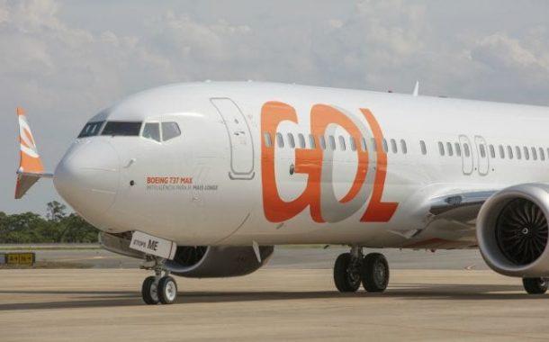 A partir de agosto, Gol vai operar Boeing 737-700 em voos São Paulo-Vitória da Conquista (BA)