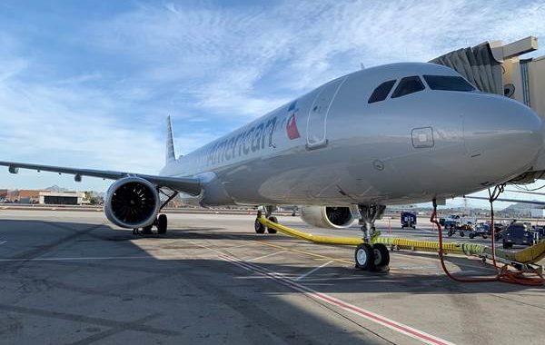 American Airlines apresenta seu novo Airbus A321neo