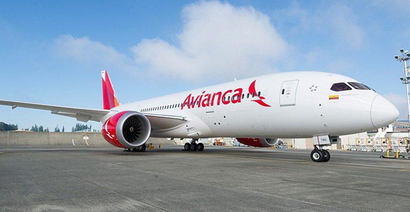 Avianca manterá voos da quinta-feira (11 de abril) no Salvador Bahia Airport