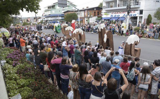 Chocofest em Nova Petrópolis atrai mais de 200 mil visitantes (Faça uma visita virtual)