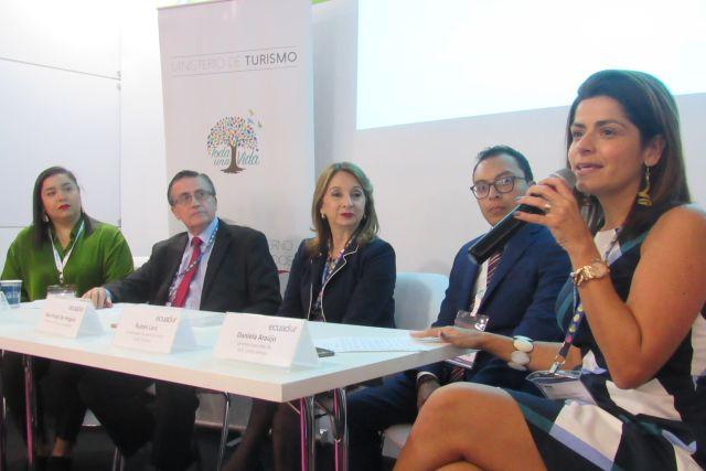 Destino Equador apresenta atrativos do país em coletiva na 7ª WTM Latin America