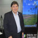 """""""Reconhecemos a importância de todos os canais de vendas"""", diz Sergio Souza, do Casa Grande Hotel Resort & Spa na 7ª WTM Latin America"""