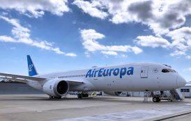 Air Europa é a primeira aérea a se estabelecer no Brasil