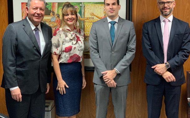 Alexandre Sampaio, presidente da FBHA, discute em Brasília questões fundamentais da Reforma Trabalhista