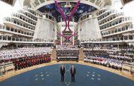 Royal Caribbean adota biometria facial para dinamizar embarque e desembarque