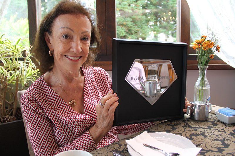 Ritta Höppner premiado como melhor restaurante alemão do Rio Grande do Sul
