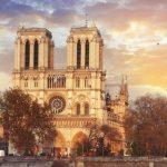 França vai abrir concurso internacional para redesenhar torre de Notre-Dame