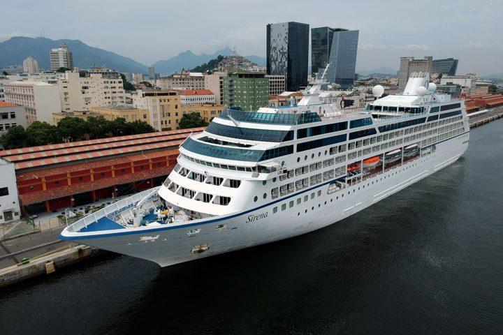 Temporada no Pier Mauá (RJ) termina  com aumento de 15% no número de passageiros