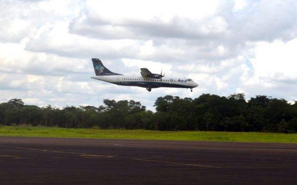 Azul confirma  novos voos para Araraquara e Guarujá