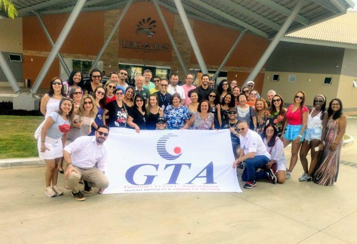 GTA continua seu plano de capacitação de agentes de viagens no Enjoy Hotéis & Resorts, em Caldas Novas (GO)