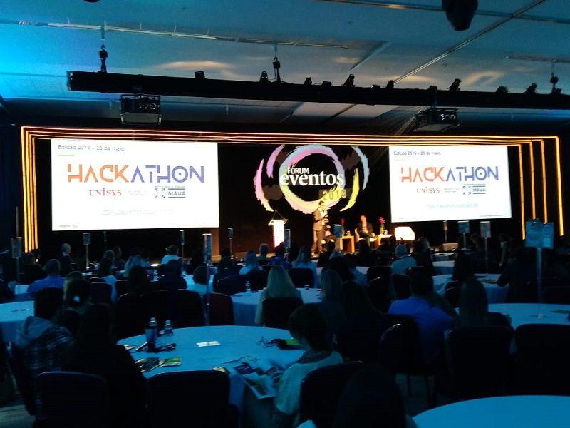 Executivos da Unisys e Mercado Livre discutem o poder dos eventos