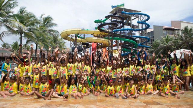 Sindepat - Sistema Integrado de Parques e Atrações Turísticas - promove a 12ª edição do Dia Nacional da Alegria