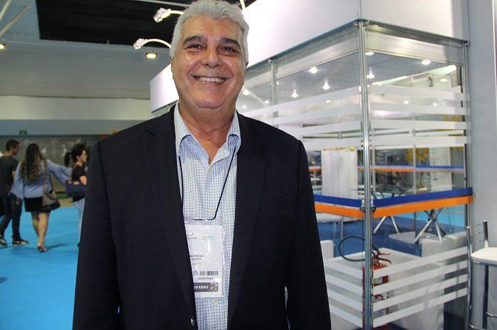 Alfredo Lopes, presidente da ABIH, Rio de Janeiro em imagem de arquivo (Foto: DT)