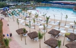 Grupo Mabu apresenta o Blue Park durante BNT Mercosul 2019