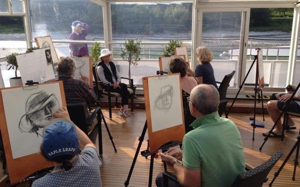 Uniworld oferece arte e cultura em cruzeiros pela Europa