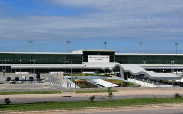 Aeroporto de Manaus movimenta quase 1 milhão de passageiros