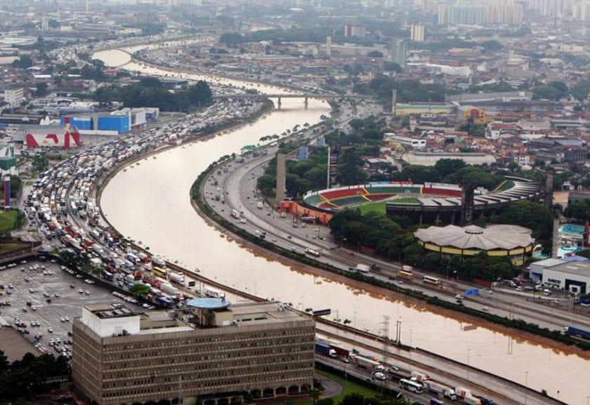 Arquitetos da Escola da Cidade escrevem sobre o 'Arco Tietê'