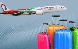 Aérea Royal Air Maroc altera a franquia de bagagens em voos com destino ao Brasil