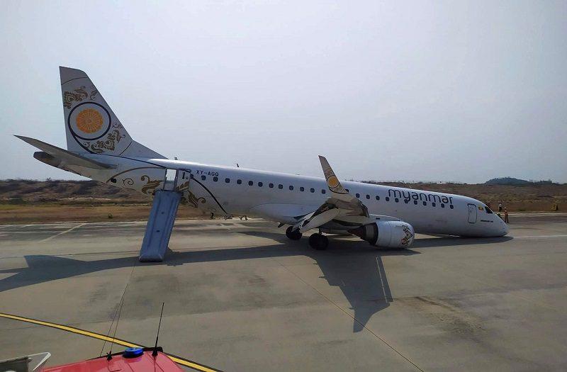 Embraer informa que acidente com aeronave em Mianmar foi sem gravidade