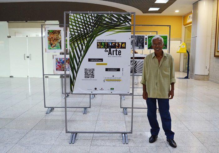 Santos Dumont é palco de exposição Natureza & Arte