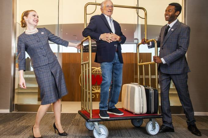 Novo hotel será inaugurado no Aeroporto JFK, em NY