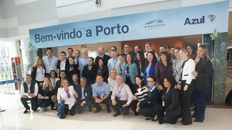 Azul inaugura novo voo de Campinas (SP) para Porto (Portugal)