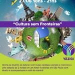Yázigi República finaliza semestre com Happy Hour 'Cultura sem Fronteiras'