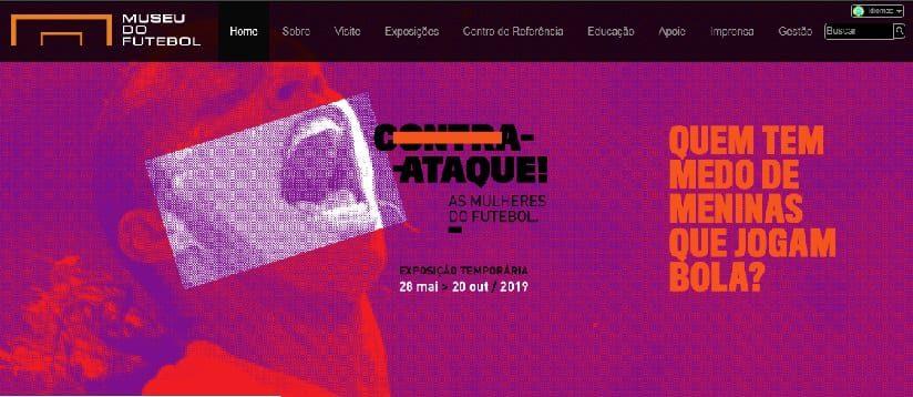 Museu do Futebol de São Paulo exibe jogos da Copa do Mundo de Futebol Feminino da FIFA