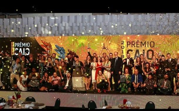 Prêmio Caio tem inscrições abertas para sua edição 2019