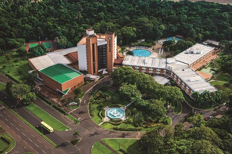 Bourbon Cataratas do Iguaçu Resort está entre os 25 melhores hotéis