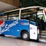 Airport Bus Service tem tarifa promocional até o final de agosto