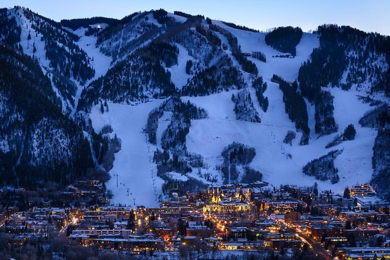 Aspen Snowmass celebra 168 dias de esqui e snowboard