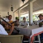 Feijoada no Casa Grande Hotel Resort & Spa tem música do quarteto 'Chorando Baixinho'