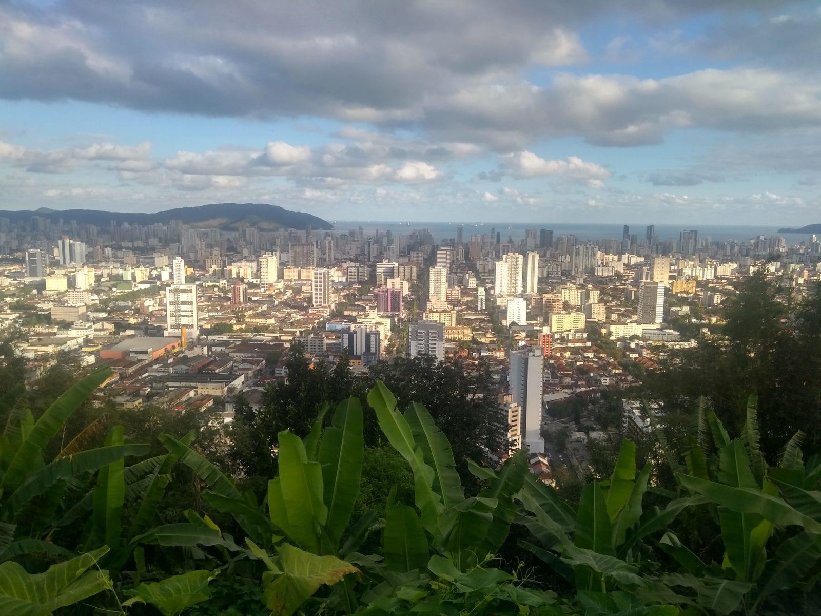 DIÁRIO visita o litoral e apresenta as principais atrações de Santos (SP) - (Confira!)