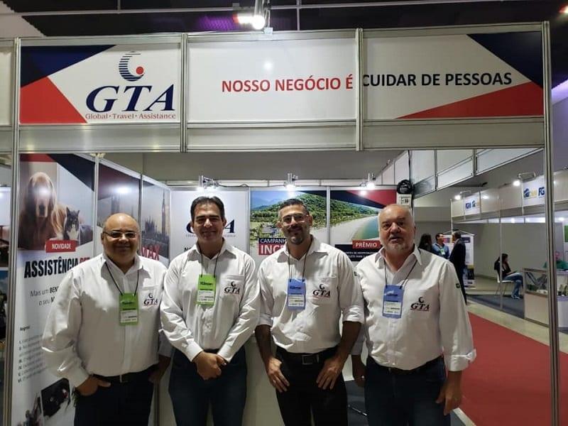 Expo Turismo Goiás é prestigiada em sua estréia pela GTA