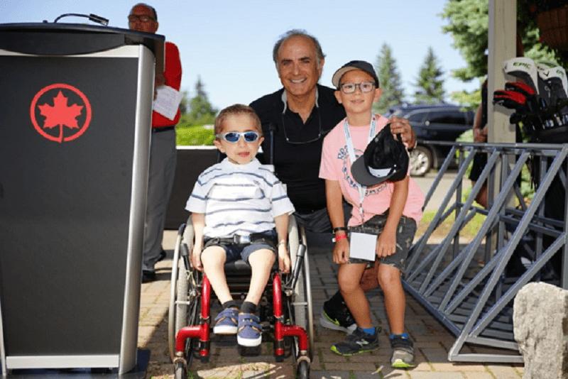 Torneio de Golfe da Air Canada Foundation ajuda crianças e jovens no Canadá