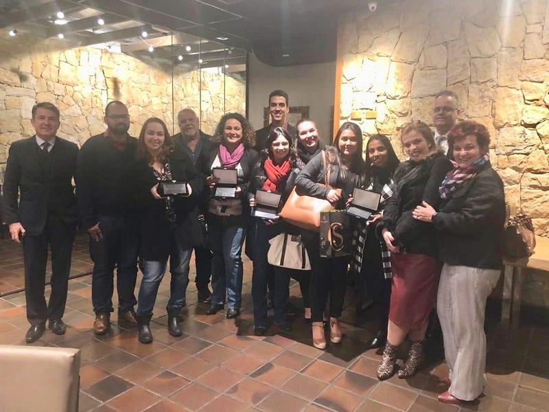 GTA premia mais quatro agentes no Jantar com as Estrelas