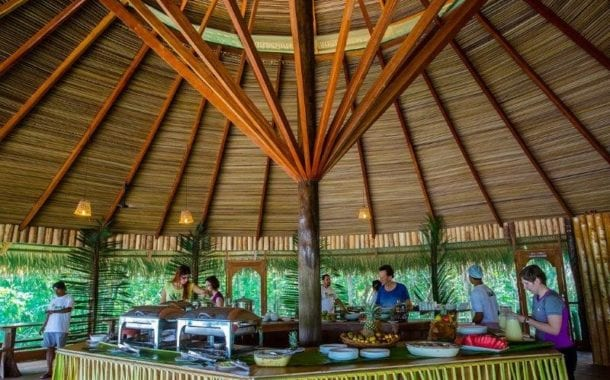 Culinária regional é mais uma atração do Juma Amazon Lodge