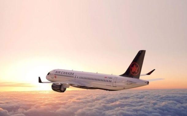 Air Canada anuncia as duas primeiras novas rotas operadas com o Airbus A220-300