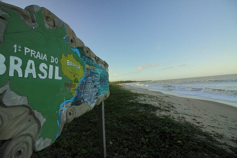 Prado, na Bahia – pedaço do Brasil que Cabral pisou primeiro