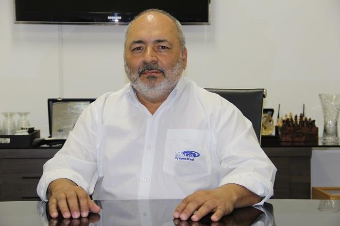"""Jessé Resende, diretor da Saga Systems Brasil denuncia: """"indústria norueguesa está incomodada com nosso sucesso"""""""