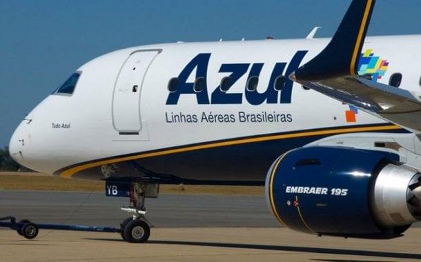 Azul entra na ponte aérea com 34 operações diárias