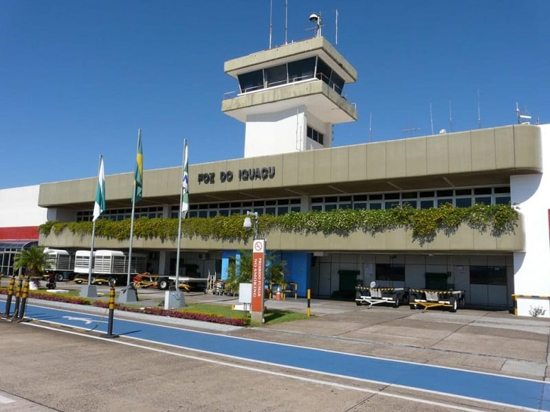 Pista do aeroporto de Foz do Iguaçu será ampliada