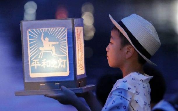 Nagasaki promove cerimônia em memória às vítimas de bomba atômica