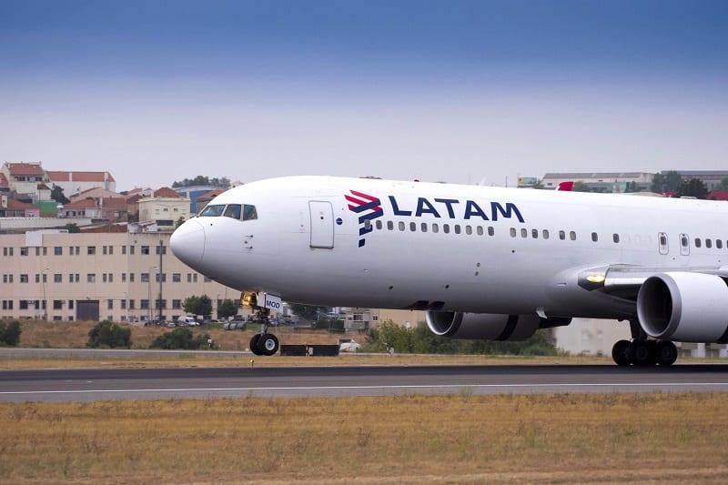 LATAM investe em novas rotas para passageiros corporativos no Brasil