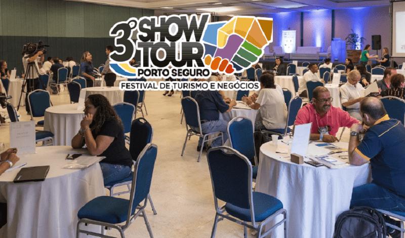 Show Tour movimentará mercado de turismo e negócios de Porto Seguro