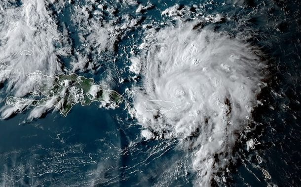 Operadora alerta que furacão Dorian pode chegar na Flórida no domingo